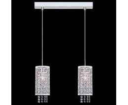 Подвесной светильник Eurosvet 1181 1181/2 хром