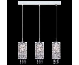 Подвесной светильник Eurosvet 1181 1181/3 хром