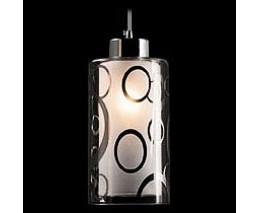 Подвесной светильник Eurosvet 50000 50000/1 хром