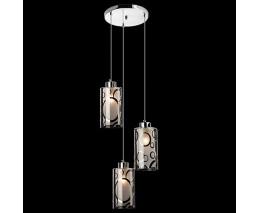 Подвесной светильник Eurosvet 50000 50000/3 хром