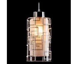 Подвесной светильник Eurosvet 50002 50002/1 хром