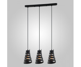 Подвесной светильник Eurosvet 50058 50058/3 черный