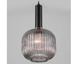 Подвесной светильник Eurosvet Bravo 50182/1 дымчатый