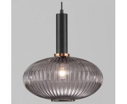 Подвесной светильник Eurosvet Bravo 50183/1 дымчатый