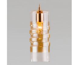 Подвесной светильник Eurosvet Block 50185/1 золото