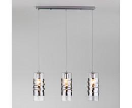Подвесной светильник Eurosvet Block 50185/3 хром