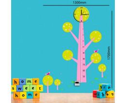 Настенные часы Feron Saffit NL7