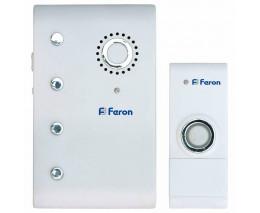 Звонок беспроводной Feron Saffit E-367 23674