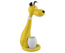 Настольная лампа декоративная Horoz Electric Snoopy HRZ00002401