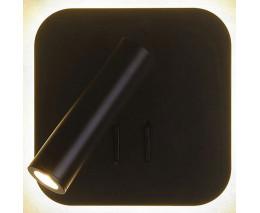 Светодиодный спот с подсветкой Loft it Smile LOFT2019-BL