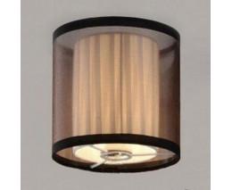 Плафон текстильный Newport 1600 Абажур к 1600/S коричневый