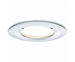 Комплект из 3 встраиваемых светильников Paulmann Palio 93862