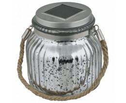 Садовая фигура [11 см] Uniel USL-M-211 USL-M-211/GN120 SILVER JAR