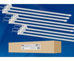 Светильник для растений Uniel ULY-P90 ULY-P90-10W/SPFR/K IP65 AC220V CLEAR KIT09