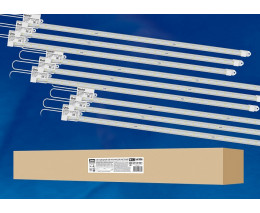 Светильник для растений Uniel ULY-P91 ULY-P91-20W/SPFR/K IP65 AC220V CLEAR KIT09