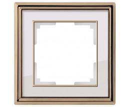 Рамка на 1 пост Werkel  WL17-Frame-01