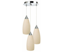 Подвесной светильник 33 идеи CH_S.03.BG PND.101.03.01.CH+S.03.BG(3)