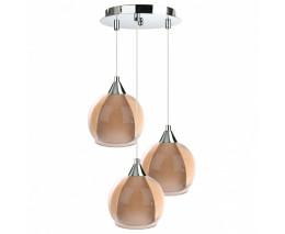 Подвесной светильник 33 идеи CH_S.11 PND.101.03.01.CH+S.12.AM(3)